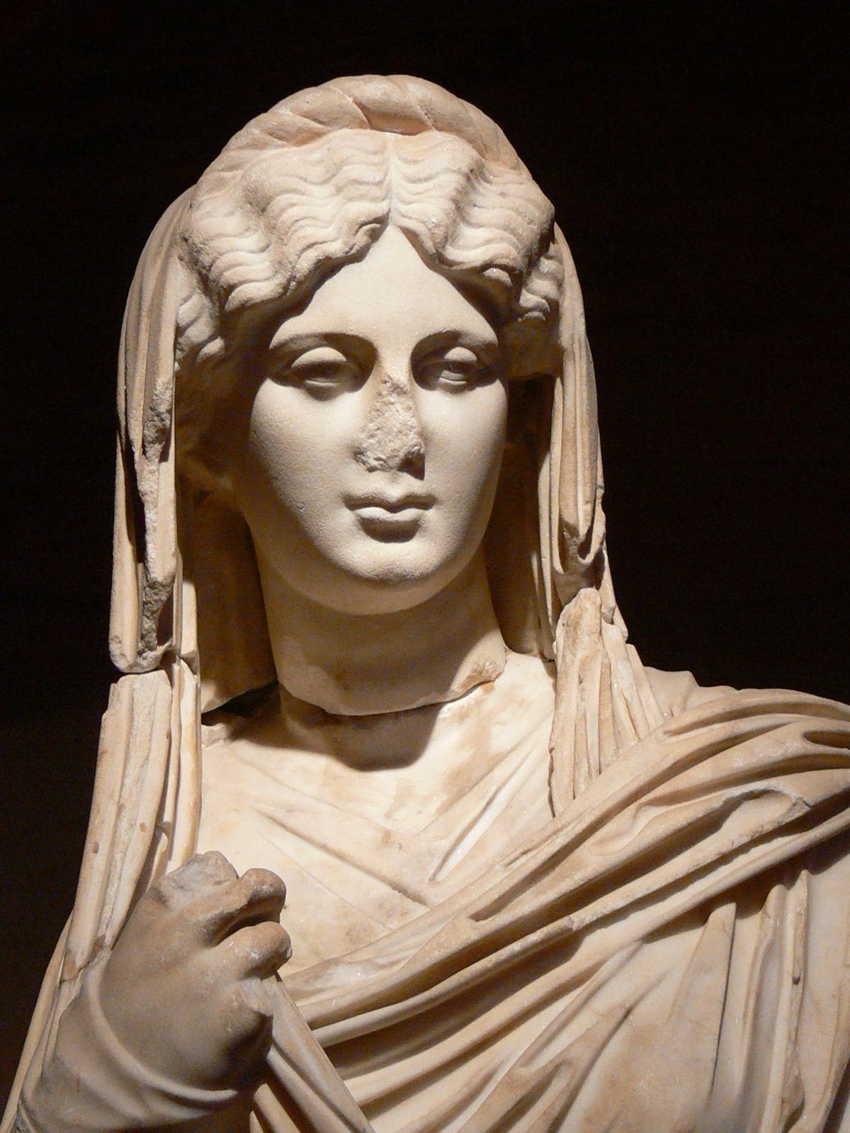 Antike Trendsetter Romische Haare Zwischen Glanz Und Wahnsinn