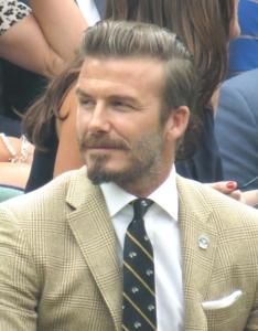 Beckham eine Stilikone?