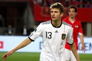 Müller bei der Weltmeisterschaft 2010