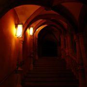 Kellertreppe Geister
