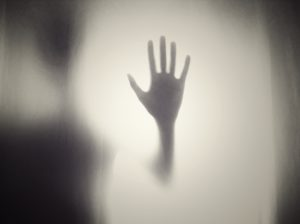 Geister Hand_Silhouette