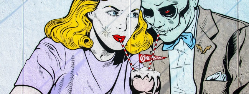 Umstrittenes Helden-Graffiti [Quelle: unsplash.com, Autor: Jean-Philippe Delberge]