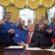 Donald Trump Held