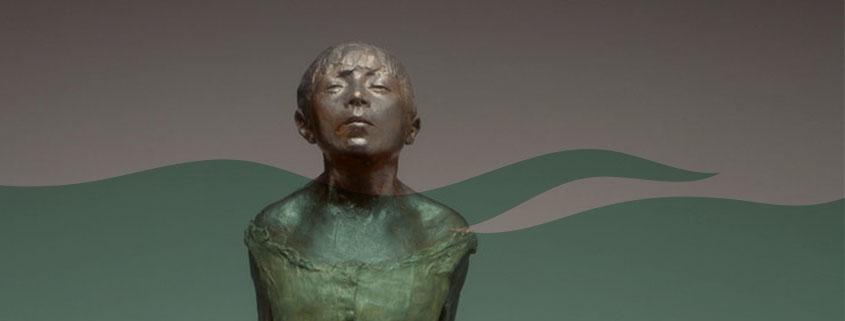 Die Kleine Vierzehnjährige Tänzerin von Edgar Degas und ihre