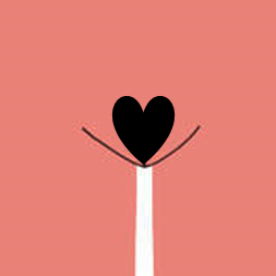 Intimfrisur: Herz