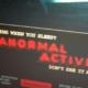 Filmplakat Paranormal Activity