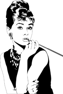 Stilikone Audrey Hepburn