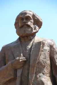 Statue von Marx in Trier