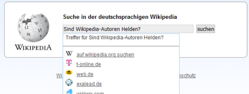 Sind Wikipedia-Autoren Helden?