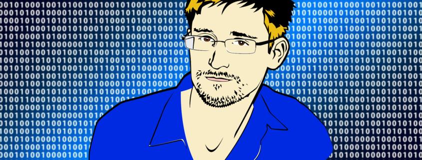 Whistleblower im Skandal der Abhör- und Spionageaffäre des US-amerikanischen Nachrichtendienstes NSA