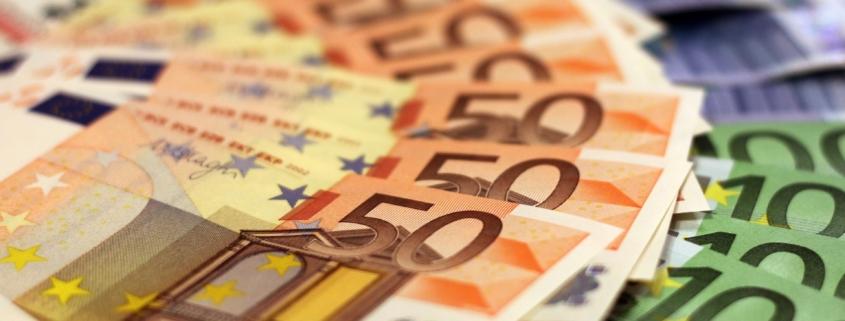 Eurobanknoten vor der kompletten Abschaffung?