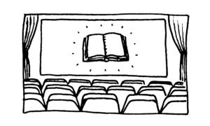 Verfilmung Buch Leinwand Kino