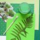 grüne kreative Vielfalt