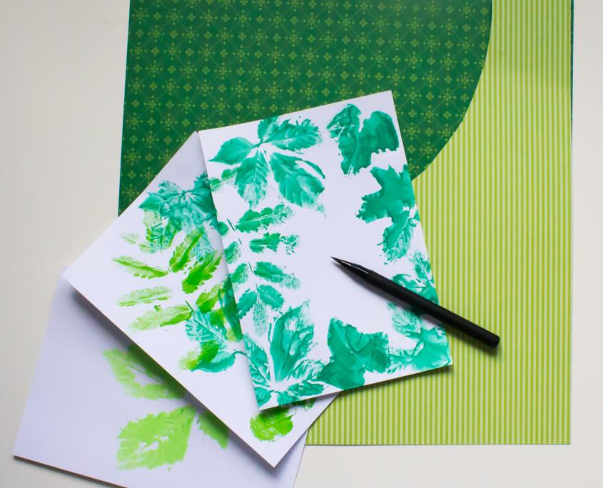 Blätterdruck Zitate