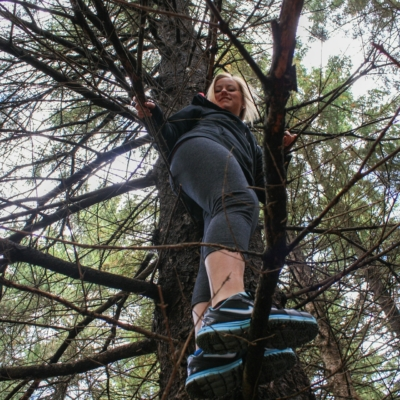 Höhenmaß beim Klettern