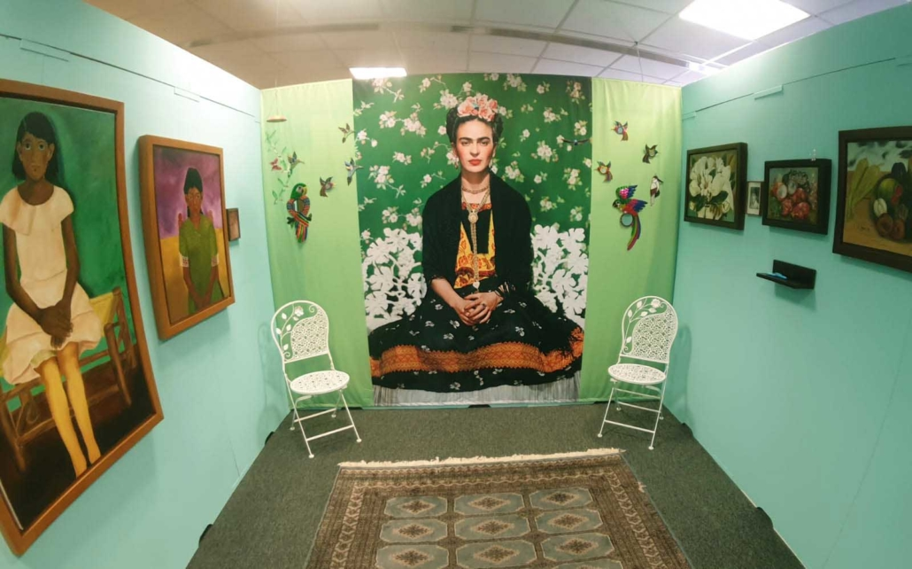 Frida Kahlo Ausstellung