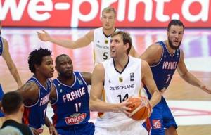 Dirk Nowitzki scheitert mit dem Nationalteam an Griechenland