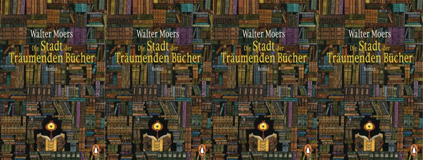 Die Stadt der Träumenden Bücher von Walter Moers