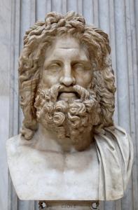Träumen Menschen von Zeus, haben sie Glück, Segen und Reichtum.